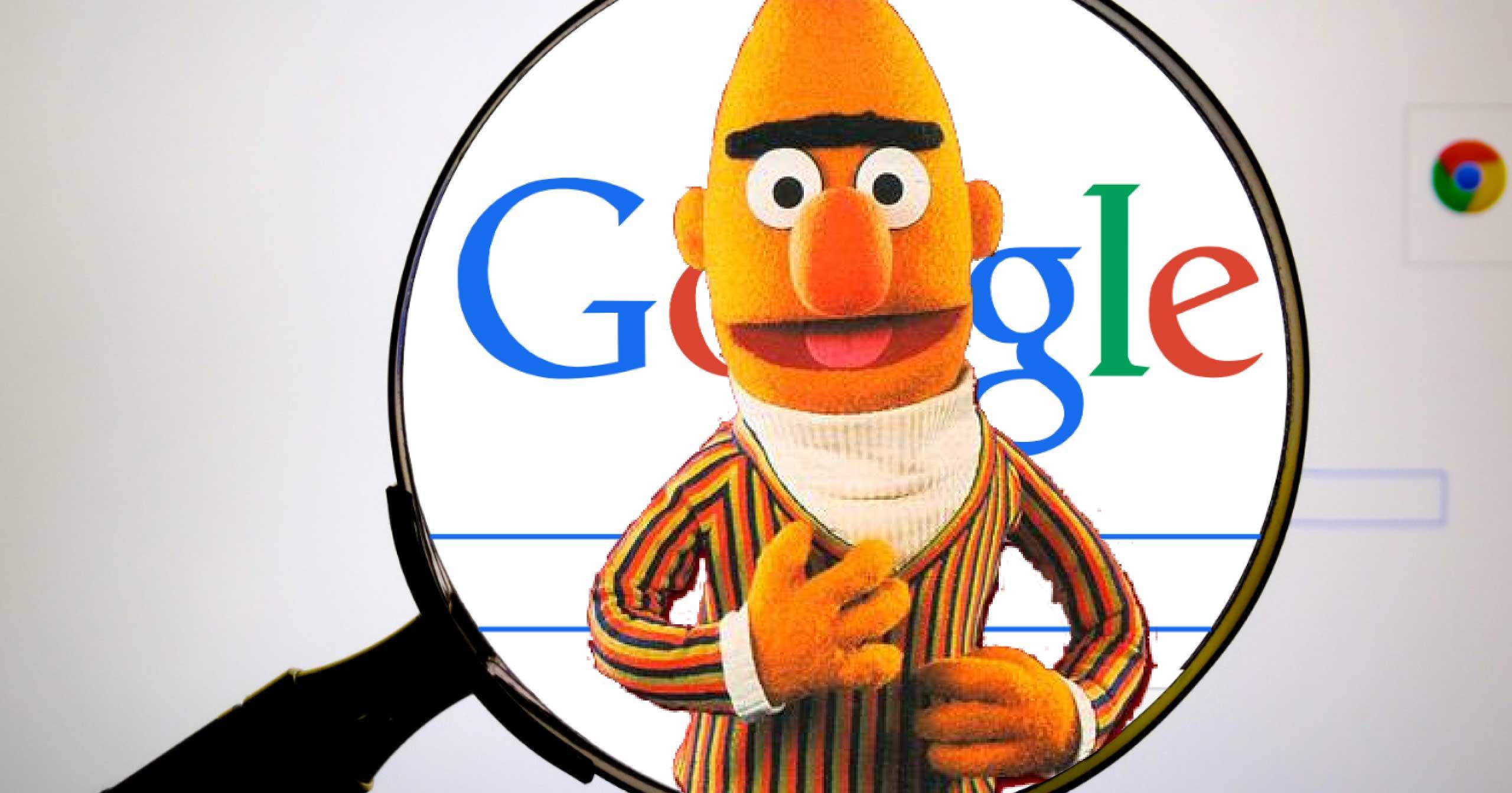 BERT Google Update - Beitragsbild 20191028