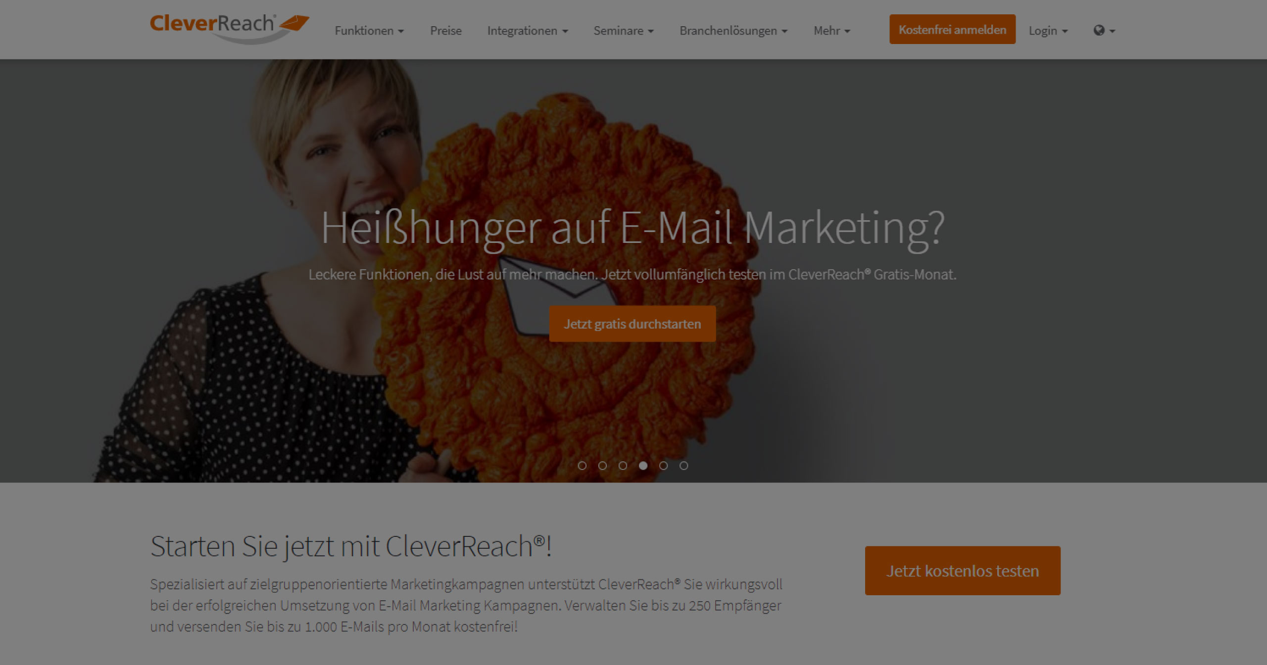 CleverReach E-Mail-Marketing | Beitragsbild